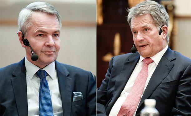 Jopa vihreiden kannattajista 54 prosenttia äänestäisi presidentinvaaleissa Sauli Niinistöä ja 40 prosenttia Pekka Haavistoa.