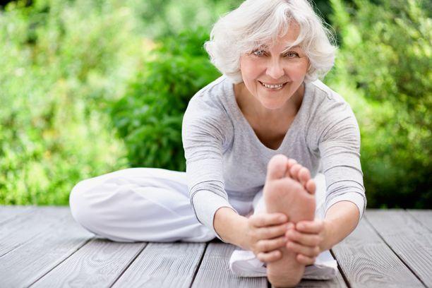 Liikunnalla on monia terveyshyötyjä. Aloittaminen ei ole koskaan liian myöhäistä.