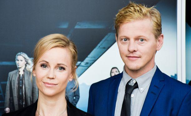 Sofia Helin ja Thure Lindhardt palaavat rooleihinsa Silta-sarjan uusissa jaksoissa.