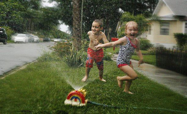 Lapset muuttavat elämän täysin.
