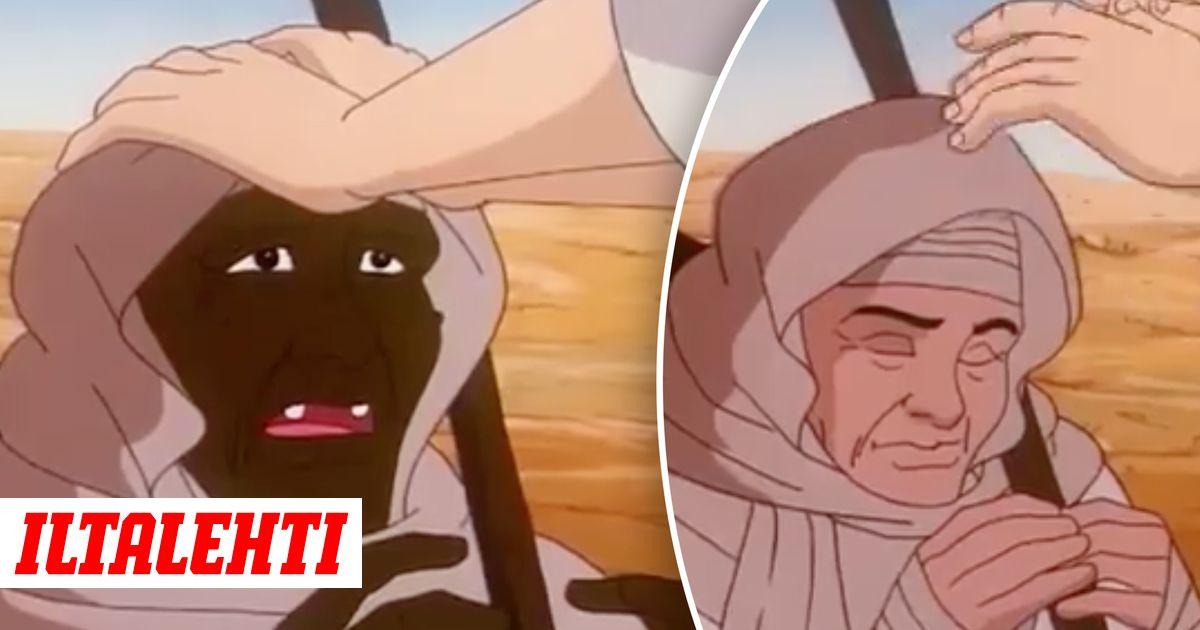 animoitu sarja kuva Seksi Elokuvat