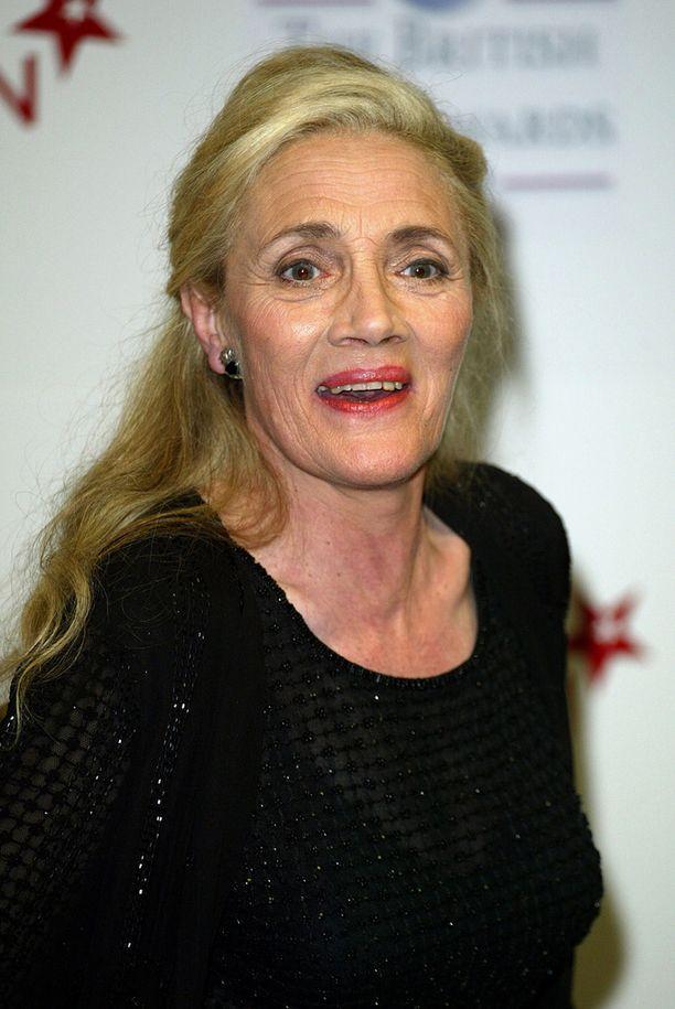 Näyttelijä Shirley Stelfoxin rakastetuin rooli oli Emmerdalen Ednana.