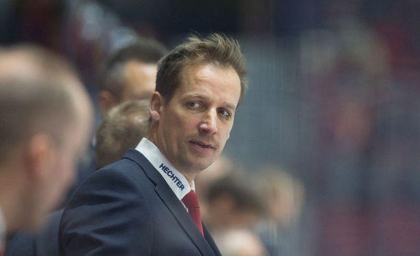 Päätöserän komea kiri miellytti Antti Törmästä.