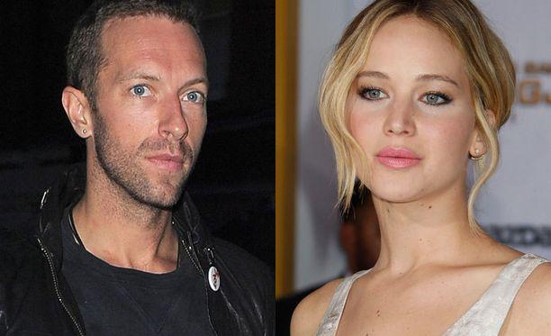 Chris Martinin ja Jennifer Lawrencen romanssi ei ehkä sittenkään päättynyt.