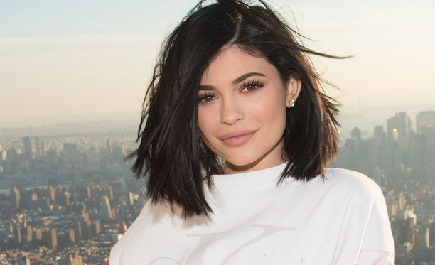 Kylie Jenner on Kim Kardashianin pikkusisko.