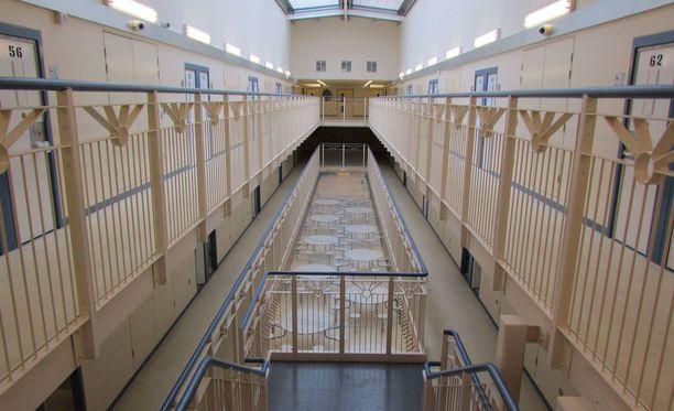 Kuva G4S-turvallisuusyhtiön vankilasta Lontoosta.