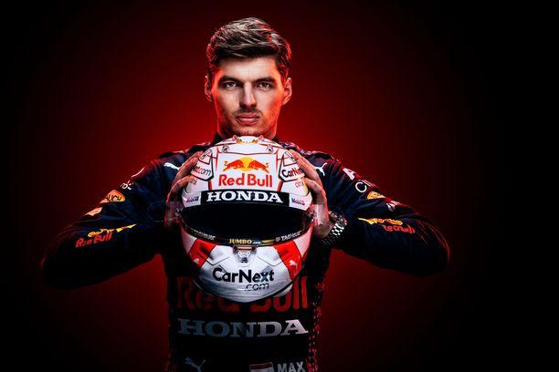 Max Verstappen on Red Bullin ja F1-sarjan talismaani.