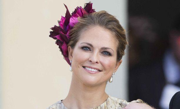 Prinsessa Madeleine on nyt kruununperimysjärjestyksessä sijalla kuusi.