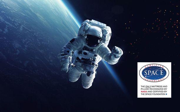 TEMPUR on NASAn tiedemiesten kehittämä pehmustemateriaali, joka suunniteltiin helpottamaan astronauttien kohtaamia G-voimia avaruuslentojen yhteydessä