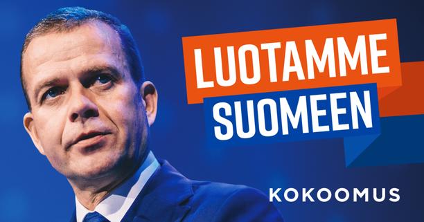 Joidenkin mielestä kokoomuksen puheenjohtaja Petteri Orpo muistuttaa kovasti Venäjän pääministeri Dmitri Medvedeviä.