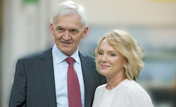 Öljyruhtinas Gennadi Timtšenkolla ja hänen vaimollaan Jelenalla on myös Suomen kansalaisuus.