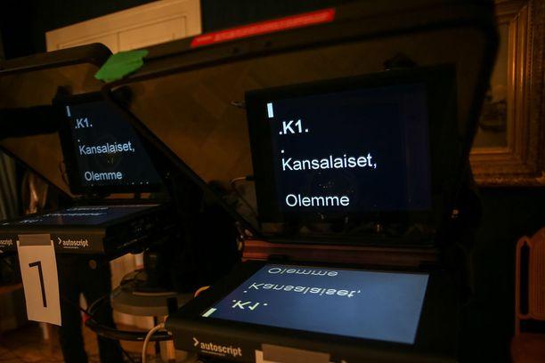 Viestintäkouluttaja Katleena Kortesuon mukaan Niinistö on kehittynyt puhujana presidenttikautensa aikana.