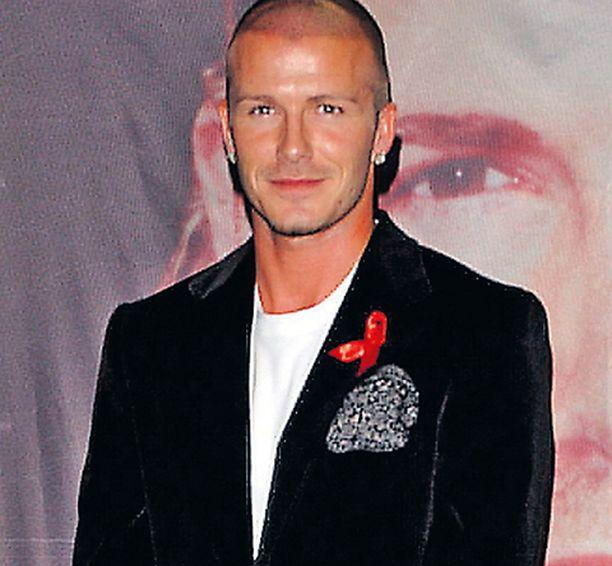 Metroseksuaalisuus henkilöitiin 2000-luvun alussa vahvasti David Beckhamiin.