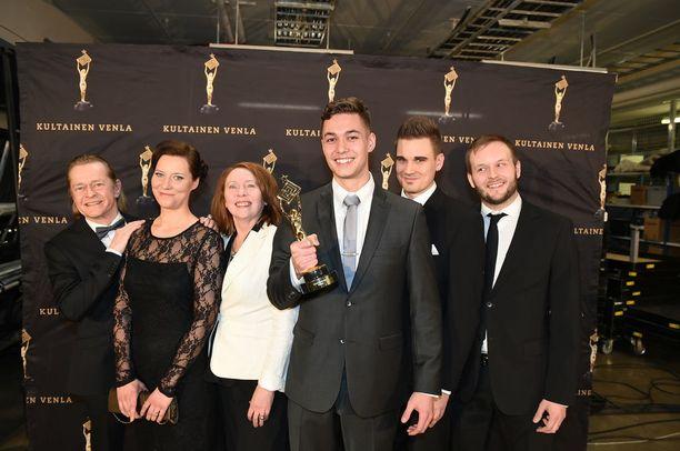 Ohjelma on voittanut aikaisemmin myös Venla-palkinnon.