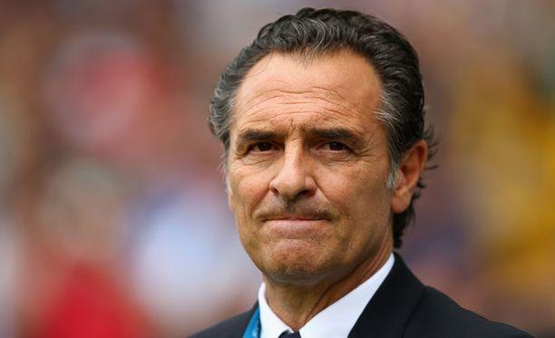 Cesare Prandelli jättää Italian maajoukkueen.