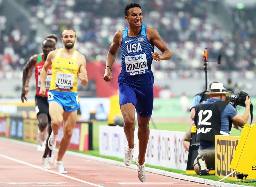 Jymypaukku! Yhdysvaltalainen pinkoi hirmuisen ajan 800 metrillä – yli 30 vuotta vanha MM-kisaennätys rikki