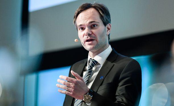 Ulkomaankauppaministeri Kai Mykkänen toteaa, että EU:ssa pysyminen on suomalaisten etu.