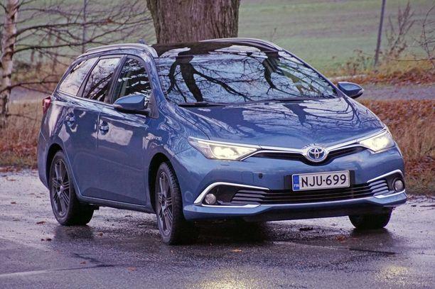 Jo 14. vuosi peräkkäin Toyota on luotetuin.