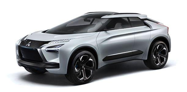 Mitsubishi tulee esittelemään 11 uutta automallia seuraavan kolmen vuoden aikana.