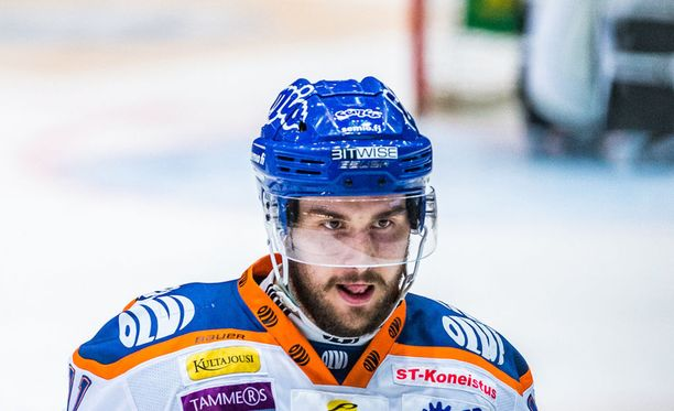 Matti Järvinen ei pelaa illan ottelussa.