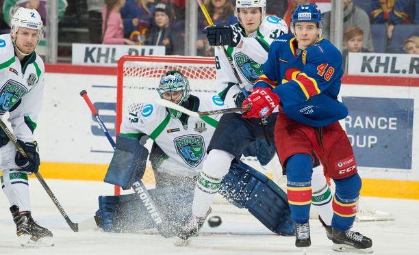Jugran mammuttipaitoja ei nähdä KHL-jäillä ensi kaudella.