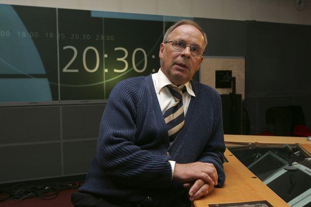 Kari Toivonen jäi eläkkeelle vuonna 2005.