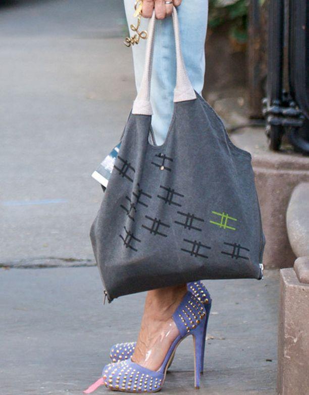 Carrie rakastaa edelleen kenkiä.