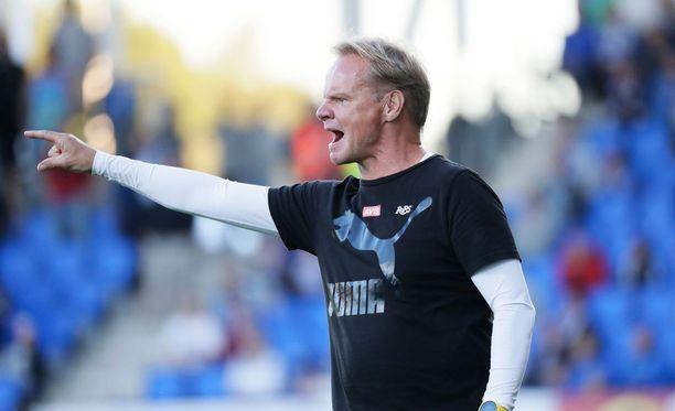 Juha Malinen siirtyy RoPS:sta Pikkuhuuhkajiin.