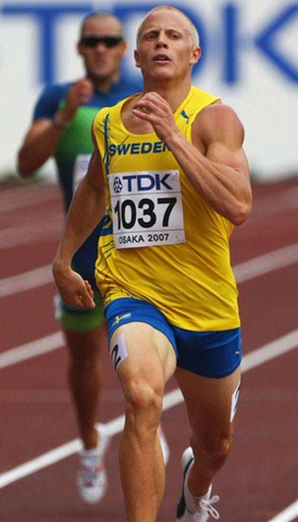 Johan Wissmanin PE 44,94 oli alkuerien viidenneksi nopein aika.