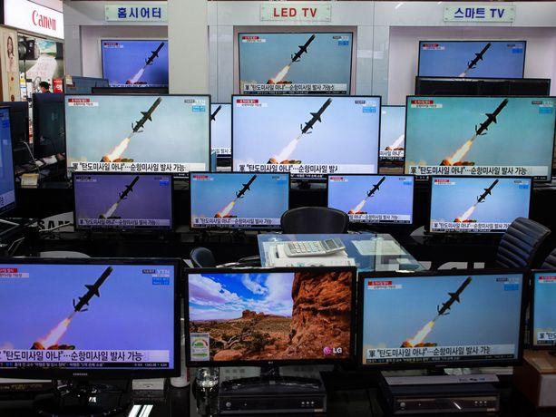 Pohjois-Korea ilmoittaa laukaisseensa taktisen ammuksen varhain torstaina, mutta asiantuntijan mukaan kyse oli ballistisen K23-ohjuksen muunnelmasta.