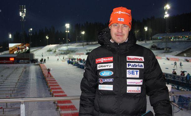Marko Laaksosen ura Suomen ruorissa alkoi hyvin.