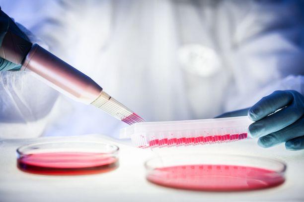 Koronaviruksen leviämistä on mallinnettu tutkimuksissa. Kuvituskuva.