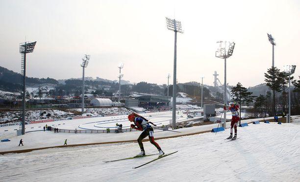 Pyeongchangissa järjestettiin viime keväänä maailmancupkilpailu.