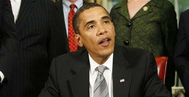 Kärpänen sai presidentti Obamalta tylyn kohtelun.