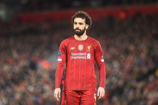 Mohamed Salah auttoi koditonta miestä.