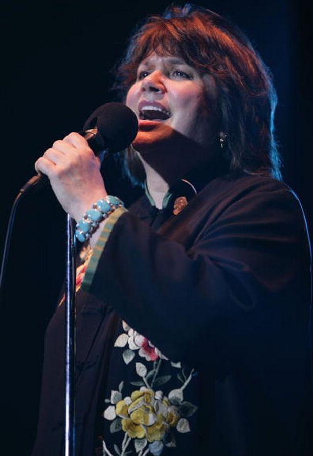 Linda Ronstadt elokuussa 2007.