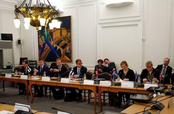 Sipilä sanoi Kööpenhaminassa, että Euroopan unionissa pitää tehdä johtopäätökset, onko putki energiaunionin tavoitteiden mukainen.