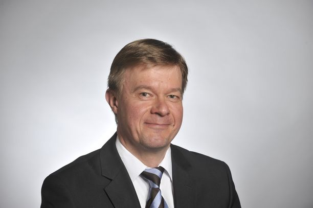 Kansanedustaja Antti Rantakangas 1964-2019.