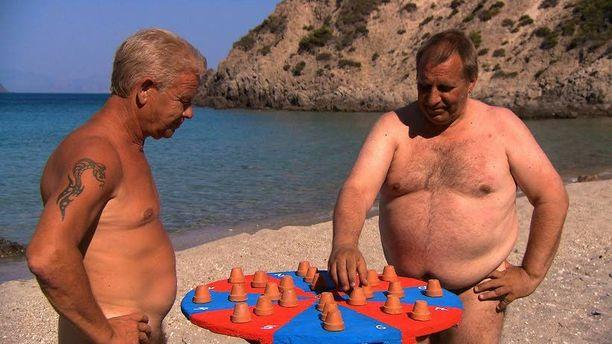 Suomessa alastomuudesta ei tehdä numeroa.