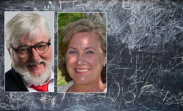 Martti Hellström ja Sirpa Eskelä-Haapanen painottavat sitä, että kirjoitetussa viestinnässä väärinymmärryksiä syntyy helposti.