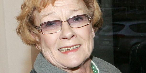 Doris Laine kuvattuna vuonna 2007.