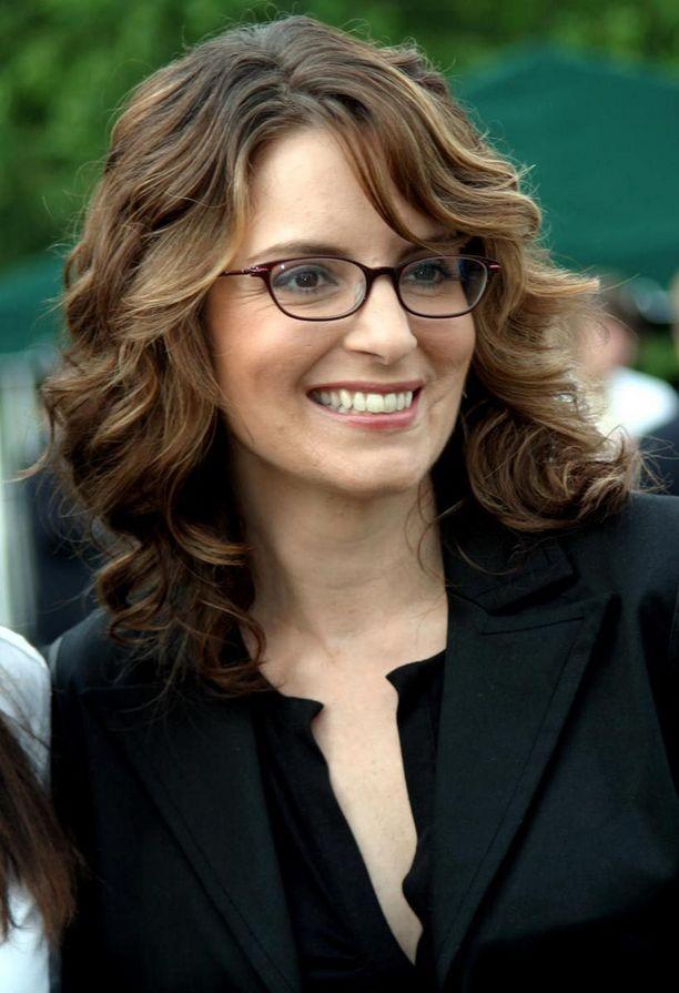 Tv-persoona Tina Fey vuonna 2004.