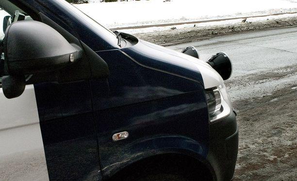 Poliisi tutkii Lohjan kolaria kahtena kuolemantuottamuksena. Kuvituskuva.