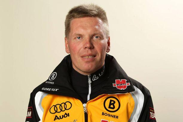 Ismo Hämäläinen on työuransa aikana toiminut muun muassa Saksan hiihtomaajoukkueen valmentajana.
