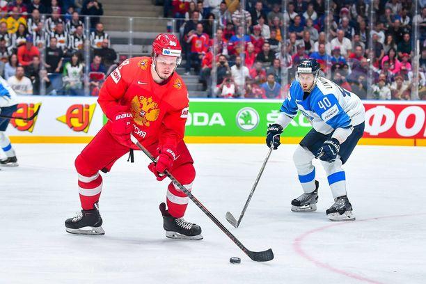 Mihail Sergatshjov pettyi pronssiin, mutta kiitti siitä joukkueen maalivahtia.