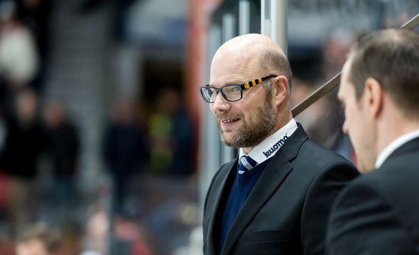 Risto Dufva pohti syitä ex-työnantajansa Tapparan menestyksen takana.
