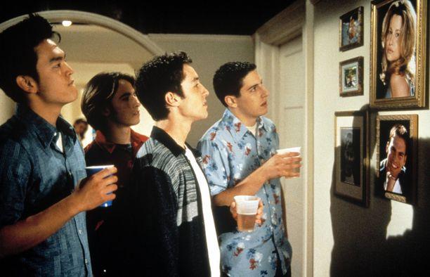 American Pie -elokuvasarjan ensimmäinen osa julkaistiin vuonna 1999.