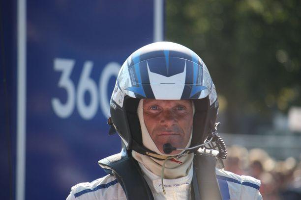 Markus Grönholm osallistuu Ruotsin ralliin. Aktiiviaikoinaan Bosse voitti kisan viidesti.