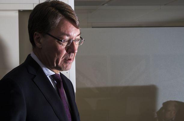 Hiljattain yhtiöön tullut Solidiumin toimitusjohtaja Antti Mäkinen esitteli 12.2.2018 yhtiön puolivuosikatsausta. Samoihin aikoihin Solidium käynnisti suuret Nokia-ostot.