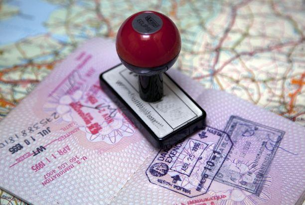 Nykymatkailija pääsee reissaaman paljon ilman, että passia leimattaisiin.